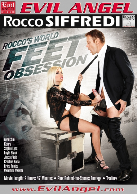 Download Rocco's World Feet Obsession DVD