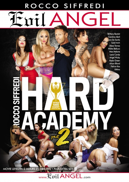 Download Rocco Siffredi Hard Academy 2 DVD