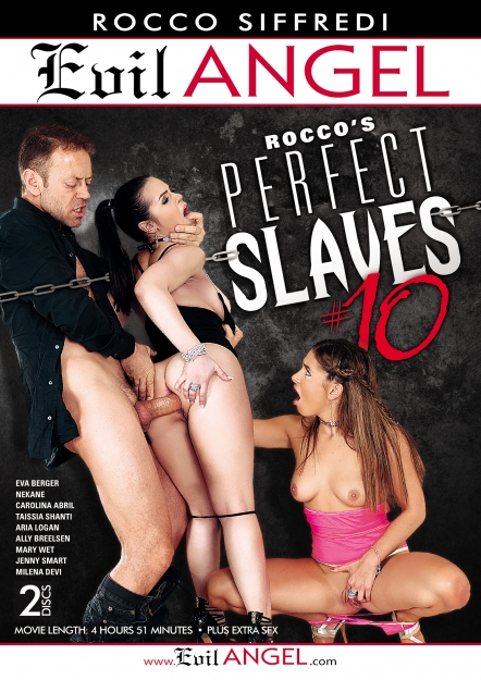 Download Rocco's Perfect Slaves 10 DVD