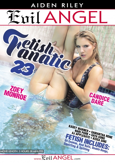 Download Fetish Fanatic 23 DVD