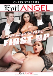 Ariana Marie: First DP Makes Her Gape!, Scene 01