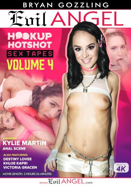 Download Hookup Hotshot: Sex Tapes Volume 4 DVD