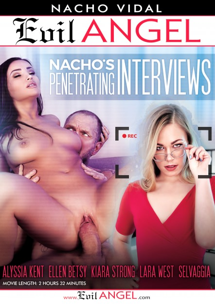 Download Nacho's Penetrating Interviews DVD