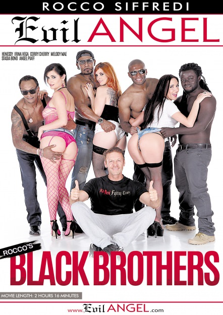 Download Rocco's Black Brothers DVD