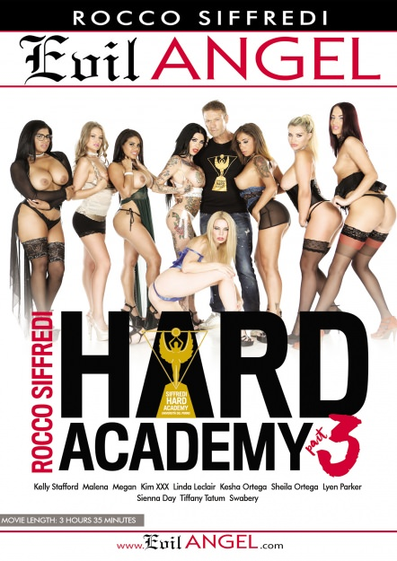 Download Rocco Siffredi Hard Academy 03 DVD