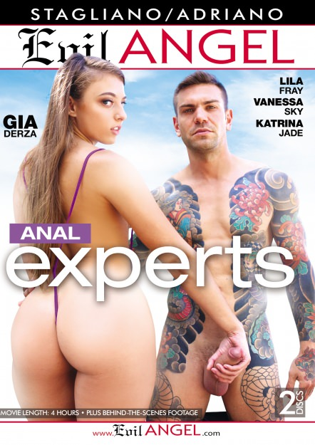 Download Anal Experts DVD