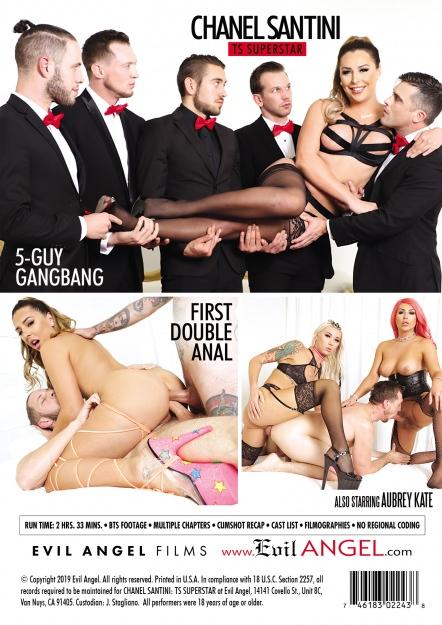 Download Chanel Santini: TS Superstar DVD