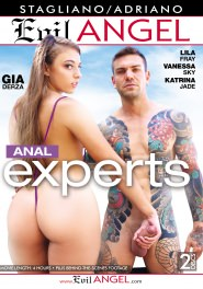 Anal Experts, Scene 03