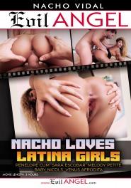 Nacho Loves Latina Girls, Scene 01