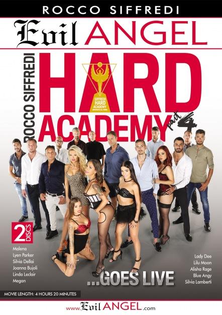 Download Rocco Siffredi Hard Academy 04 DVD
