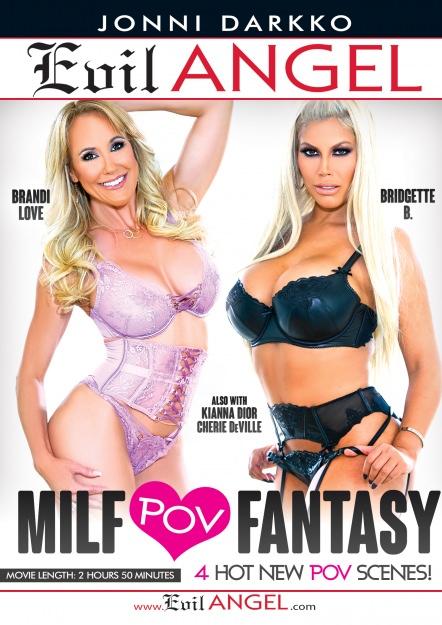 Download MILF POV Fantasy DVD