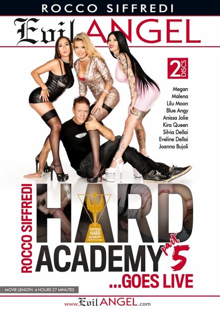 Download Rocco Siffredi Hard Academy 05 DVD