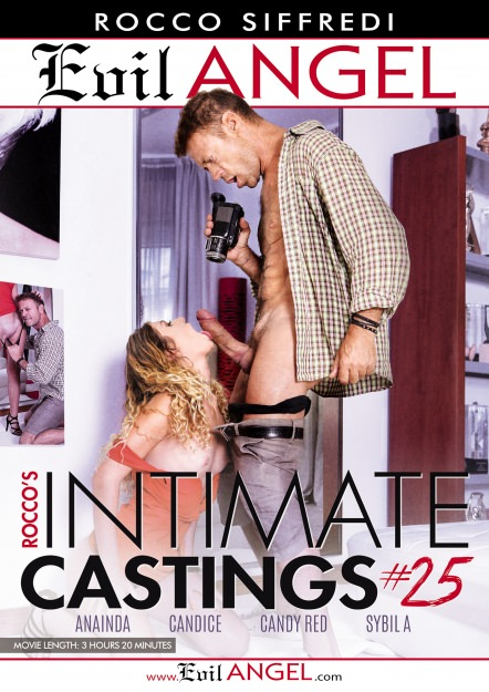 Download Rocco's Intimate Castings 25 DVD