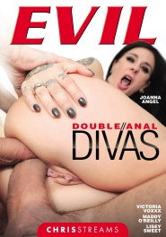Double Anal Divas, Scene 01