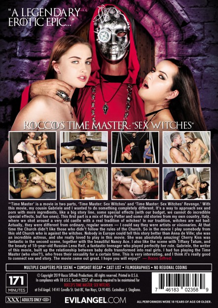 Download Time Master Sex Witches DVD