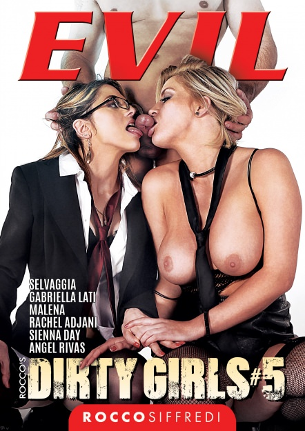 Download Rocco's Dirty Girls 05 DVD