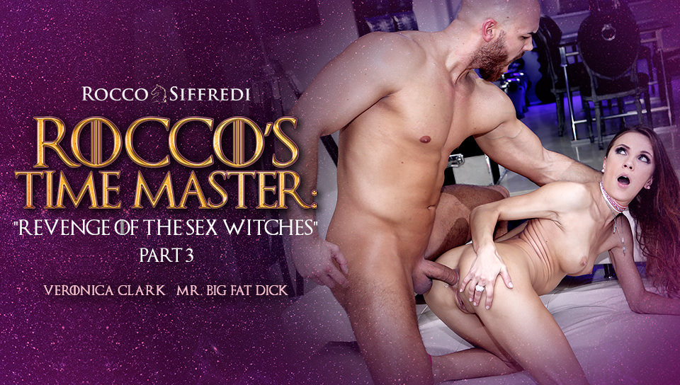 Rocco's Time Master Revenge of the Sex Witches, Scene 03