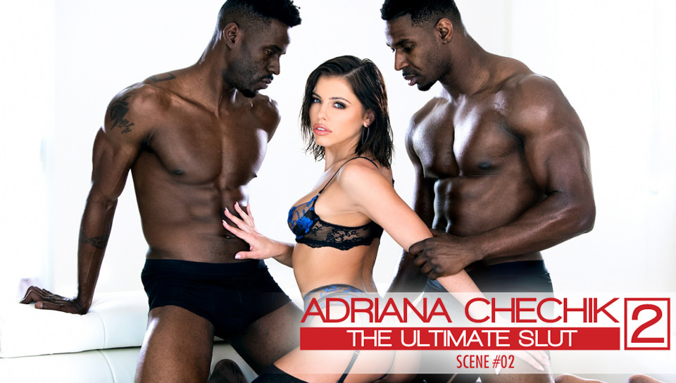 Adriana Chechik The Ultimate Slut 02, Scene 02