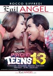 Rocco's Psycho Teens 13, Scene 01