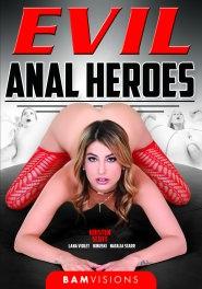 Anal Heroes, Scene 06