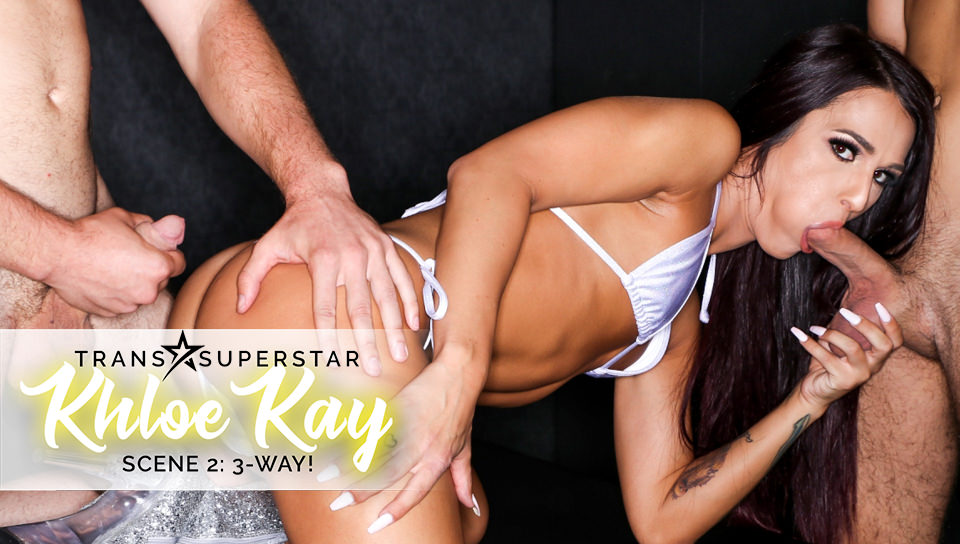 Trans Superstar Khloe Kay, Scene 02