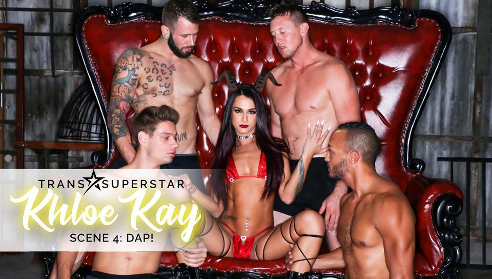 Trans Superstar Khloe Kay, Scene 04