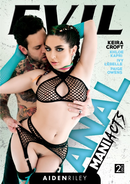Download Anal ManiACTS DVD