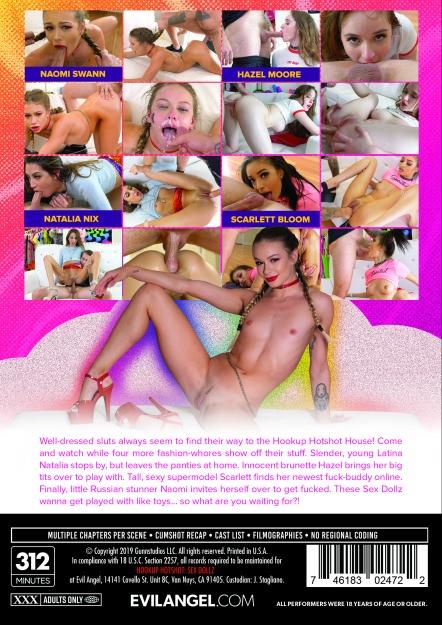 Download Hookup Hotshots: Sex Dollz DVD