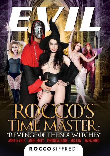 Download Rocco's Time Master Revenge of the Sex Witches DVD