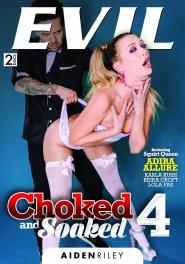Choked & Soaked 04, Scene 01