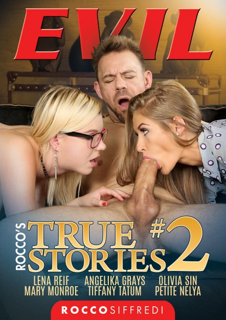 Download Rocco's True Stories 02, Scene 01 DVD