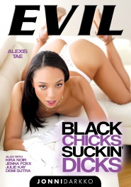 Black Chicks Suckin' Dicks, Scene 01
