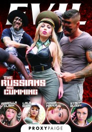 The Russians Are Cumming, Scene 02