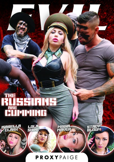Download The Russians Are Cumming DVD