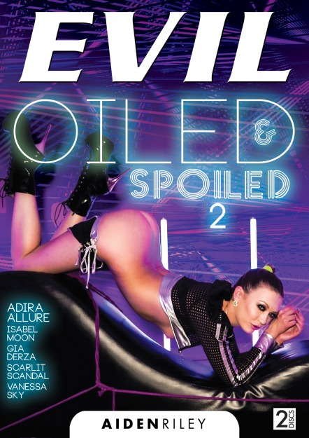 Download Oiled & Spoiled 02 DVD
