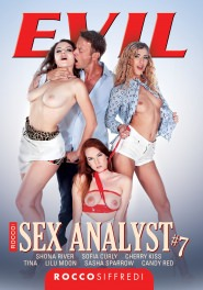 Rocco Sex Analyst 07, Scene 03