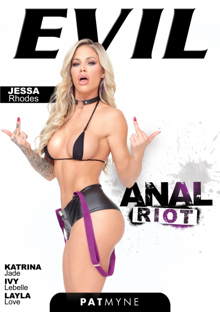 Download Anal Riot DVD