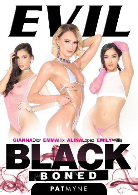 Download Black Boned DVD