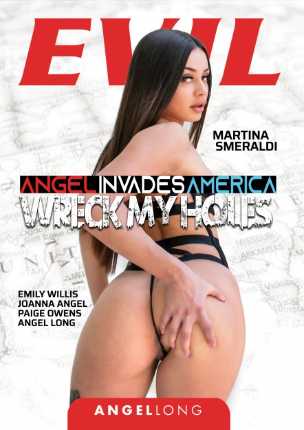 Download Angel Invades America: Wreck My Holes DVD