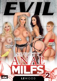 Slutty Anal MILFs 02, Scene 02