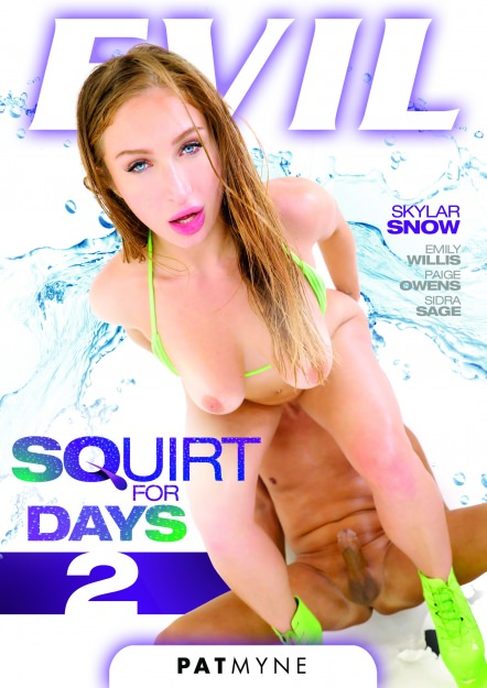 Download Squirt For Days 02 DVD