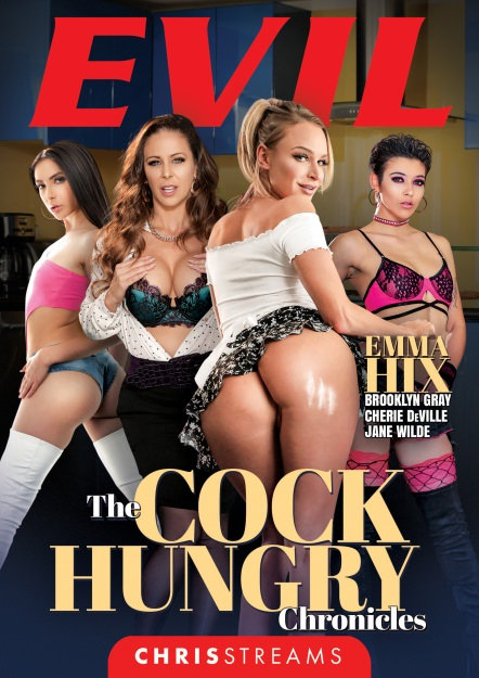 The Cock Hungry Chronicles, Scene 03