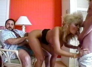 Buttman's Bend Over Babes 03, Scene 01