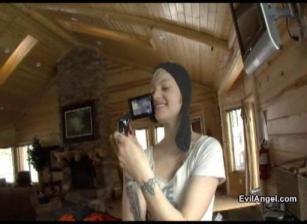 Belladonna's Road Trip - Cabin Fever, Scene 01