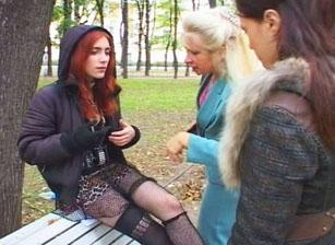 Obsession With Teen Supersluts 03, Scene 03