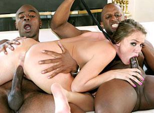 Interracial Fuck Sluts, Scene 01
