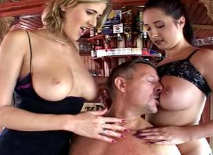 Big Natural Tits 06, Scene 01