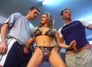 Euro Angels Hardball 07 - Anal Ringmaster, Scene 02