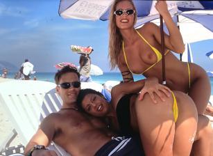 Buttman And Rocco's Brazilian Butt Fest, Scene 02