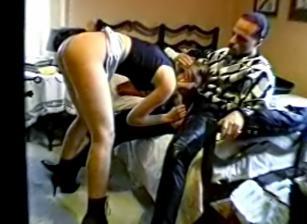 Buttman's British Extremely Big Tit Adventure, Scene 03